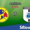 América vs Querétaro en Vivo – Partido Amistoso – Viernes 12 de Octubre del 2018
