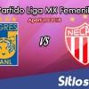 Ver Tigres vs Necaxa en Vivo – Liga MX Femenil – Lunes 12 de Noviembre del 2018
