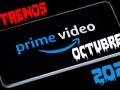 Estrenos en Amazon Prime para el mes de Octubre 2020