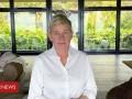 Ellen DeGeneres habla de los problemas en su trabajo
