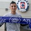 Roberto Alvarado con el deseo de ser referente del Cruz Azul