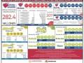 Resultados Melate, Revancha, Tris, Chsipazo del Miércoles 23 de Septiembre del 2020