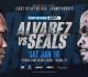 """Eleider """"Storm"""" Álvarez vs Michael Seals en Vivo – Box – Sábado 18 de Enero del 2020"""
