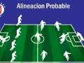 Alineación probable de  Cruz Azul vs  Tigres – Copa por México GNP