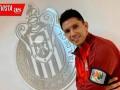 Jesús Molina deja su pasado americanista y asegura que quiere a Chivas