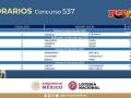 Horarios partidos Progol Media Semana del concurso 537 – Partidos del Martes 15 al Viernes 18 de Junio del 2021