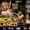 Micky Roman vs Ramiro Blanco en Vivo – Box – Sábado 23 de Marzo del 2019