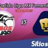 Ver Lobos BUAP vs Pumas en Vivo – Liga MX Femenil – Clausura 2019 – Lunes 25 de Marzo del 2019