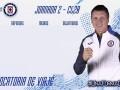 Convocados del Cruz Azul vs Atlético San Luis