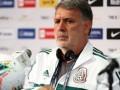 'Tata' Martino hablará claro con jugadores que dijeron NO al Tri