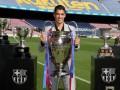 Luis Suárez se despide llorando del Barcelona