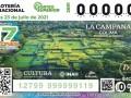 Lotería Nacional Lista de Ganadores del Sorteo Superior No. 2691 que se jugo el Viernes 23 de Julio del 2021