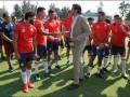 Amaury Vergara deja claro que Higuera