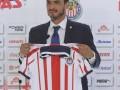 Oswaldo Alanís es presentado en Chivas