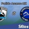 Ver Correcaminos vs Tampico Madero en Vivo – Ascenso MX en su Torneo de Clausura 2019