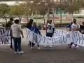 Aficionados de Cruz Azul insultan a jugadores