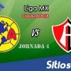 Previa América vs Atlas en J4 del Clausura 2018