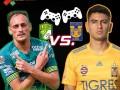 Resultado Tigres vs León -J17- eLiga MX FIFA 2020