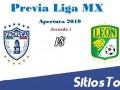 Previa Pachuca vs Leon – J1 – Apertura 2019