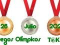 Medallero  al 26 de Julio –  Juegos Olímpicos de Tokio 2020
