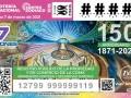 Lista de Ganadores del Sorteo del Zodiaco No. 1519 que se jugo el Domingo 7 de Marzo del 2021