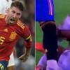 Sergio Ramos no toco a  Sterling y lo demuestra