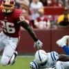 Resultado Potros de Indianápolis vs Pieles Rojas de Washington – Semana 2 – NFL