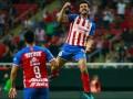 Oswaldo Alanís y Matías Almeyda juntos en la MLS