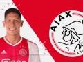 Oficial Edson Alvarez nuevo jugador del Ajax