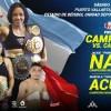 Jackie Nava vs Marcela Eliana Acuna en Vivo – Box – Sábado 25 de Mayo del 2019