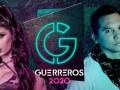 Edwin Luna y su esposa en Guerreros 2020