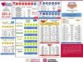 Mascarilla resultados Tris (27703, 27704, 27705, 27706 y 27707), Chispazo (8679 y 8680), Melate, Melate Revancha y Revanchita No. 3504 de los Sorteos Celebrados el Domingo 24 de Octubre del 2021