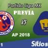 Previa Veracruz vs Pumas de la J1 del Apertura 2018