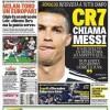 Cristiano Ronaldo reta a Messi a que vaya a la Liga Italiana