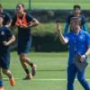 Cruz Azul entreno en Monterrey