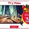 Campanadas Walmart – ofertas en pantallas