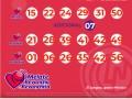 Resultados Melate, Melate Revancha y Revanchita No. 3504 del Sorteo Celebrado el Domingo 24 de Octubre del 2021
