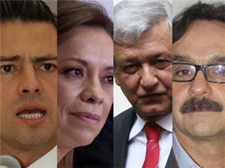 Debate en Vivo de los Candidatos a la Presidencia de México